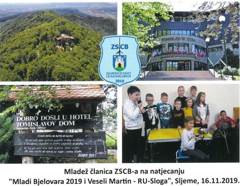 Radionice mladih CB-operatora članica ZSCB-a u 2019.