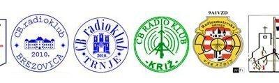Pregled provođenja aktivnosti u 2021. godini koje provode CB radioklubovi u Hrvatskoj i Sloveniji